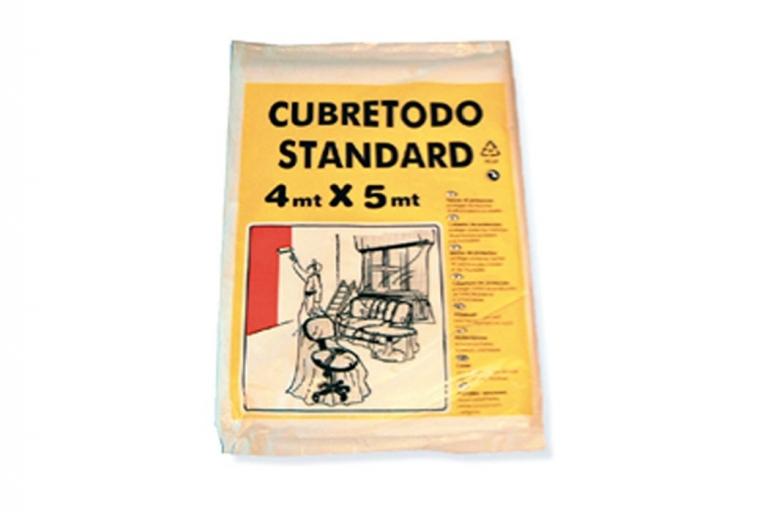 Cubretodo de polietileno Standard
