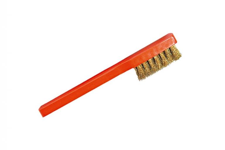 Cepillo puas de latón