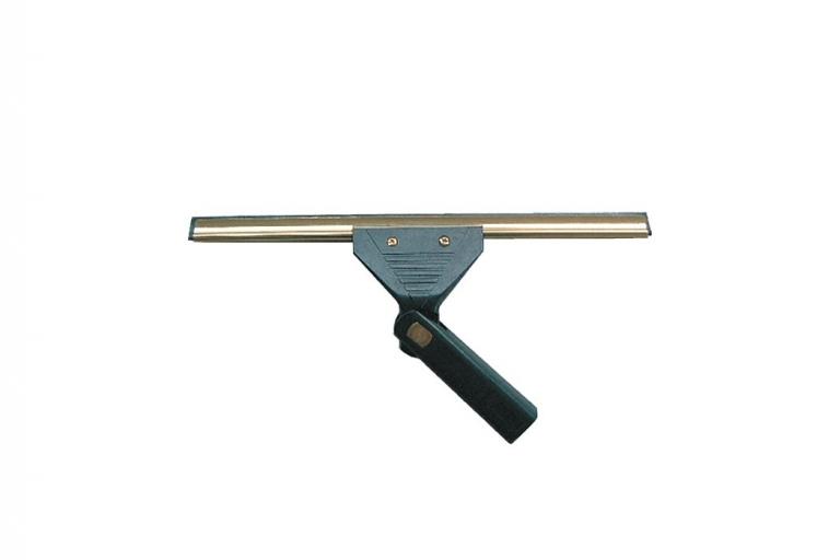 Limpiacristales profesional giratorio, varilla de latón