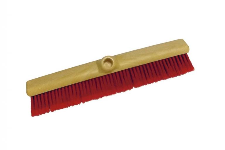 Cepillo base PLP y fibra PVC