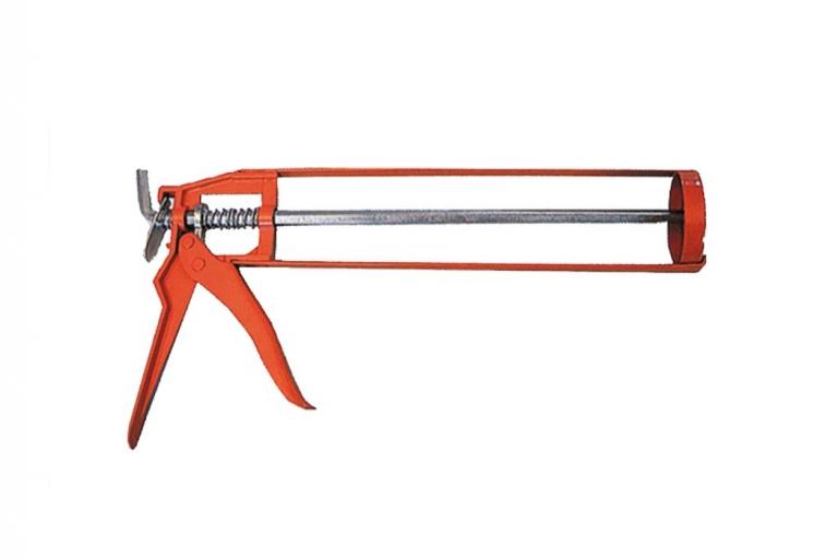 Pistola silicona esqueleto