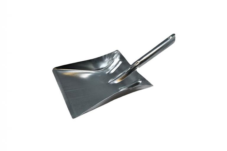 Pala metálica galvanizada